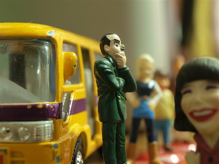 Piada: O Menino no Ônibus