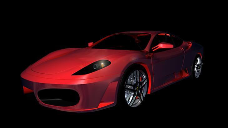 A Ferrari da vizinha
