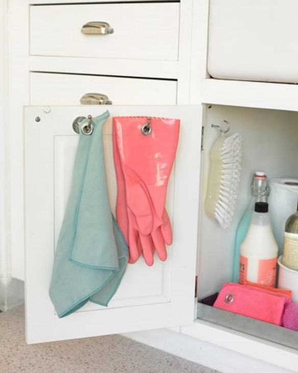Economize espaço na sua cozinha com essas ideias