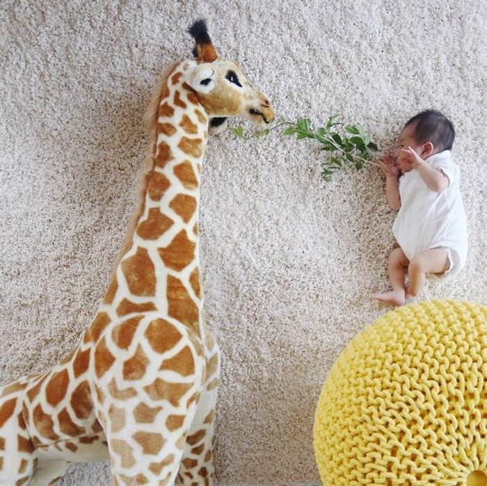 Mãe Criativa, Bebê Adorável e Puro Encanto!