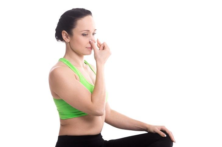 respiração das narinas alternadas ansiedade