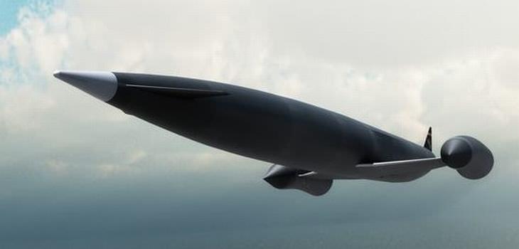 O avião mais avançado do mundo