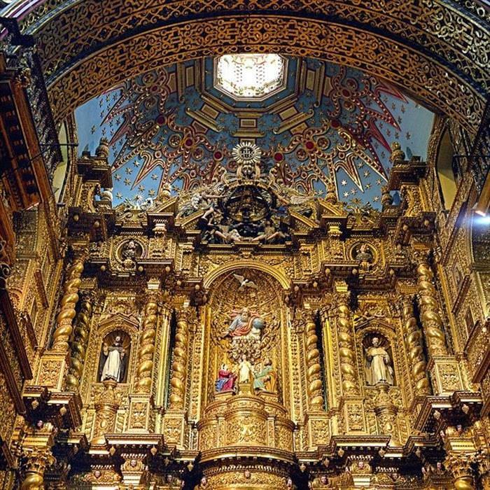 Igrejas do Equador
