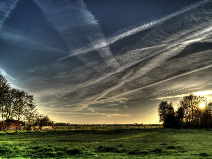 Quando o Céu e a Terra Se Encontram