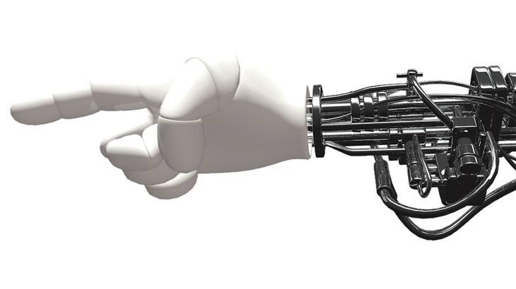 Piada do Robô Detector de Mentiras