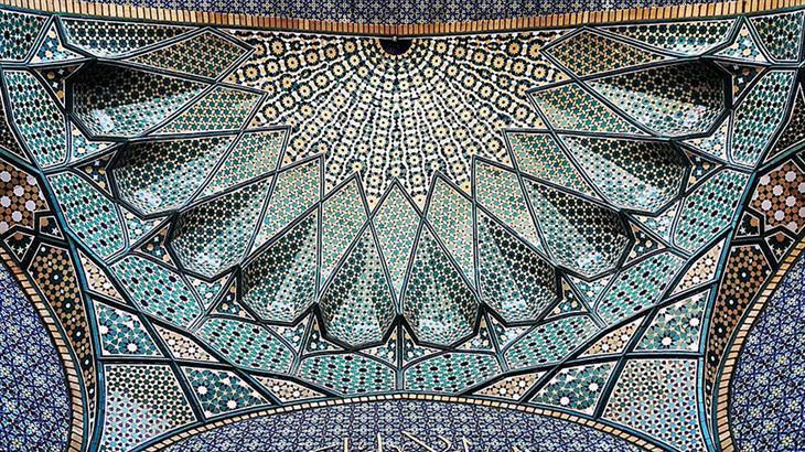 mesquitas do irã