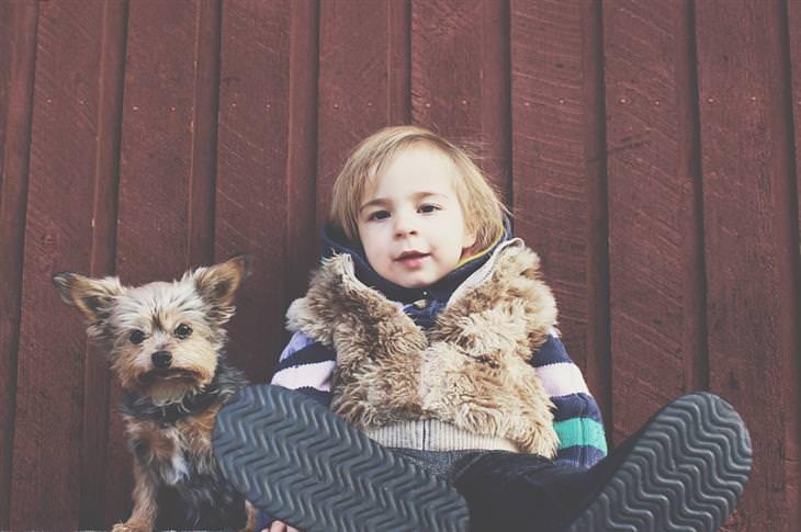 12 Motivos Por Que As Crianças Deveriam Ter Cachorros