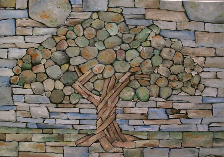 A Árvore de Pedra, um Tributo Especial de Amor