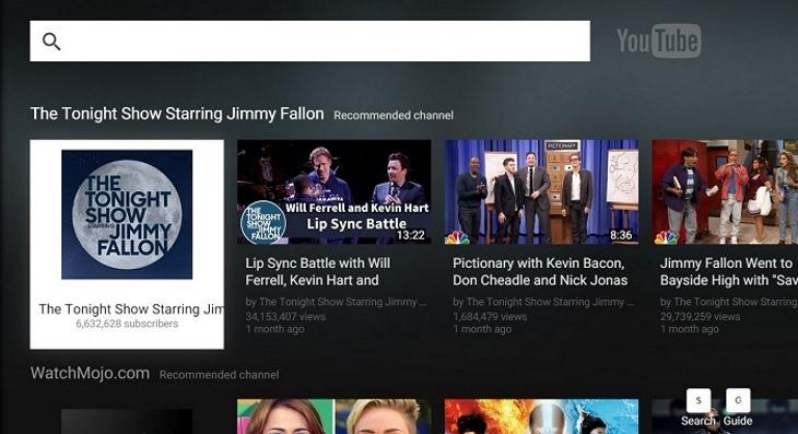Mais funções do YouTube