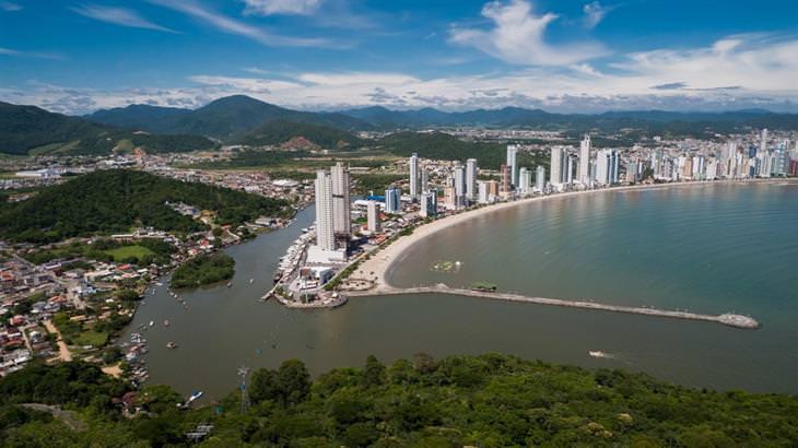 lugares maravilhosos no sul do Brasil