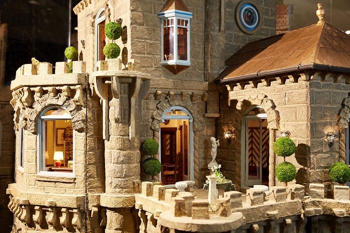 a casa de bonecas mais cara do mundo