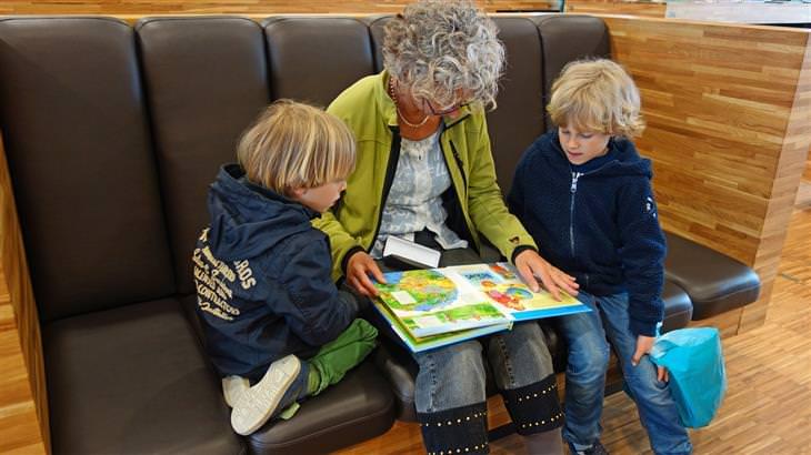 Como comprar livros para a sua criança!