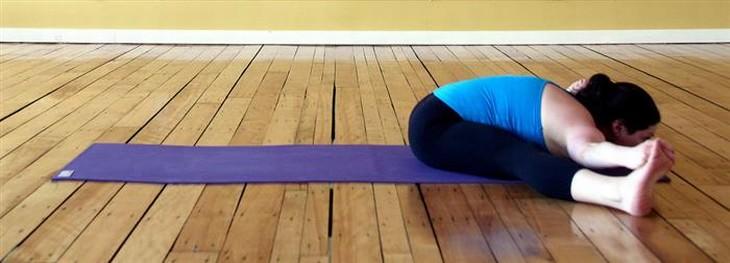 Yoga Para a Região Lombar