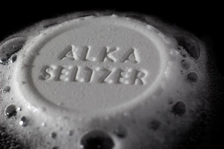 Os Usos Alternativos do Alka-Seltzer