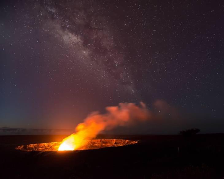 10 Vulcõe ativos ao redor do mundo