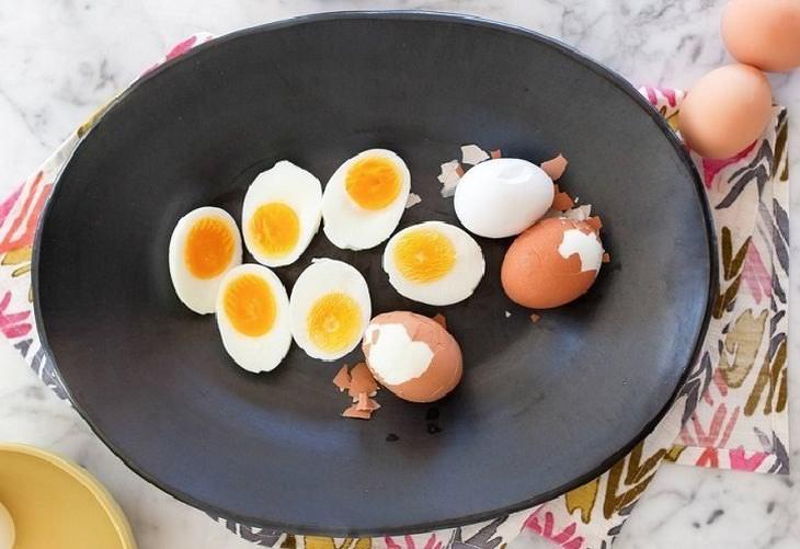 Guia para cozinhar seus ovos com precisão