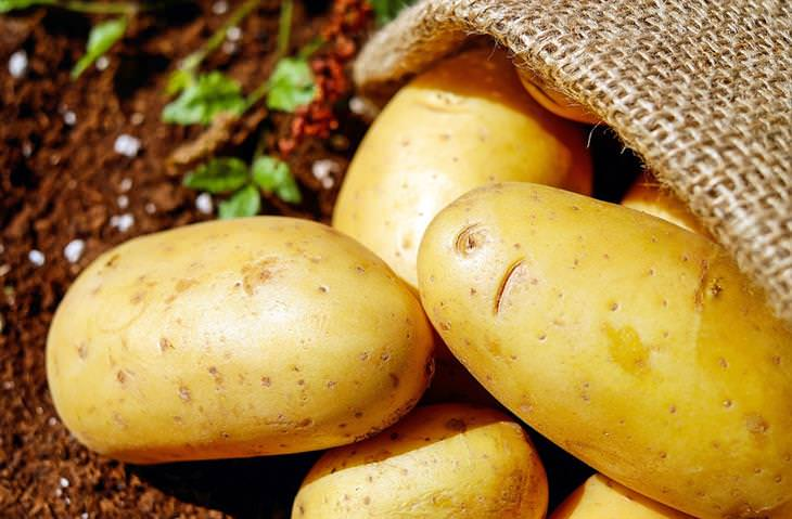 15 Surpreendentes Usos Para as Batatas