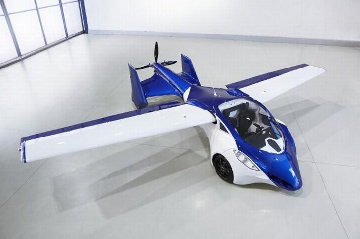 O Carro Voador está AQUI!