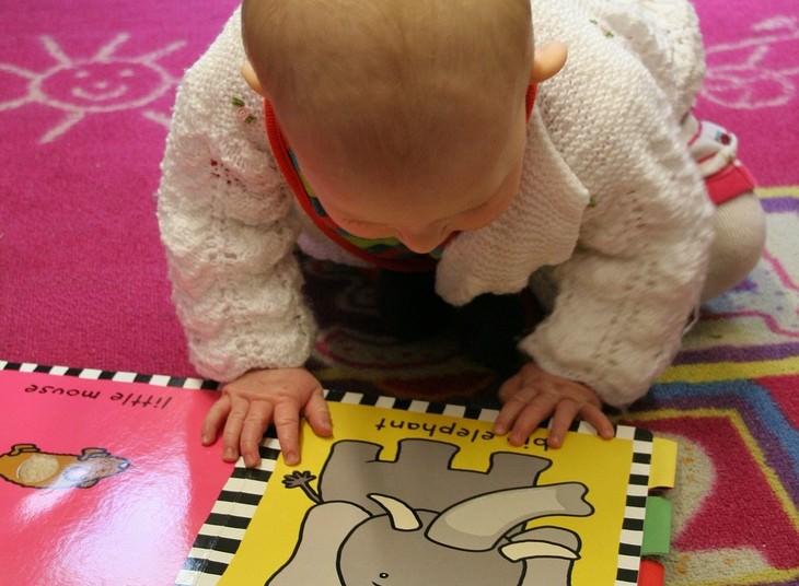 Como apreciar e se divertir na vida de acordo com bebês