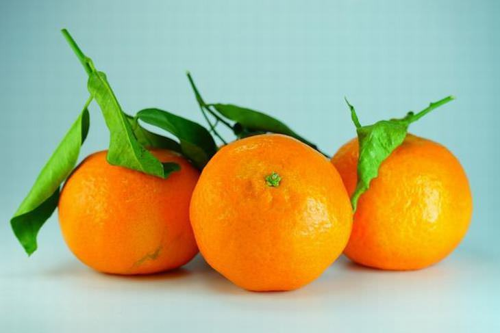 benefícios da tangerina