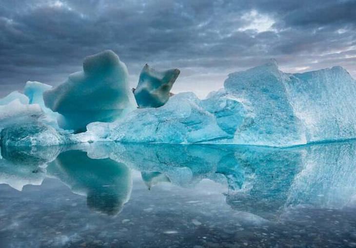 18 icebergues antigos fantásticos