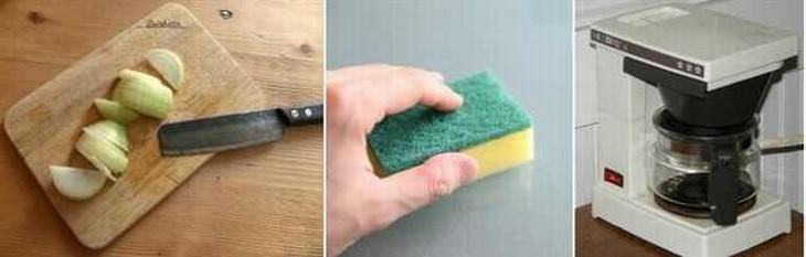 as coisas mais sujas da sua casa