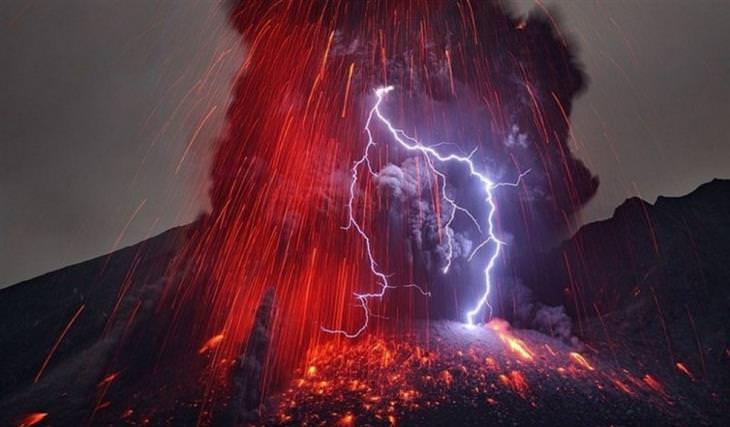 imagens de fenômenos naturais impressionantes