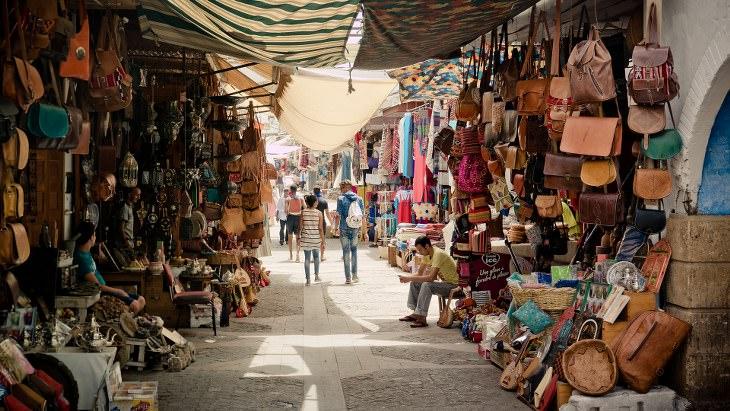6 grandes mercados no mundo que você precisa conhecer