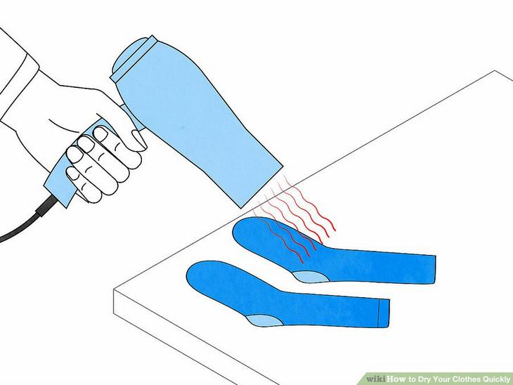 Dicas e truques para secar suas roupas rapidamente