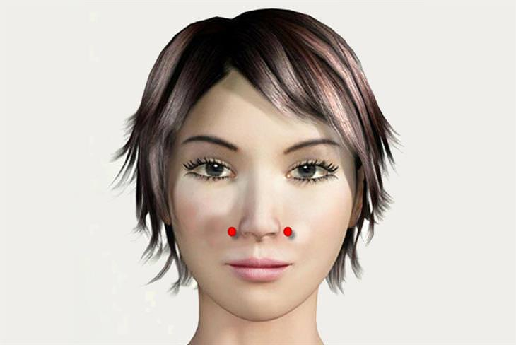 saúde: 7 pontos de acupressão para os olhos