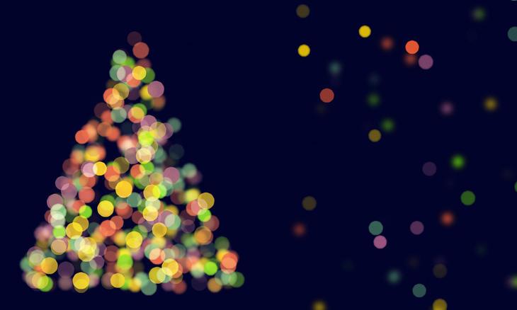o verdadeiro significado da árvore de Natal