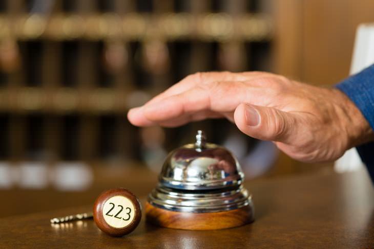 9 segredos de hotéis revelados