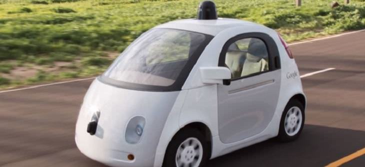 o carro do google