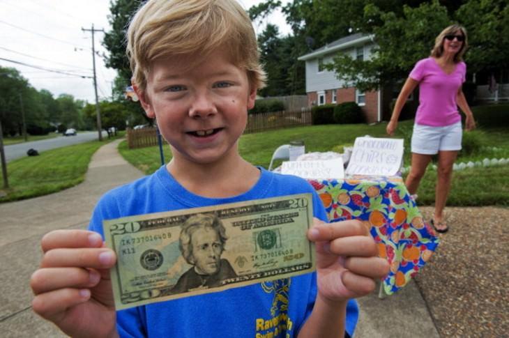 Estas 16 crianças angelicais são motivadas pela pura caridade