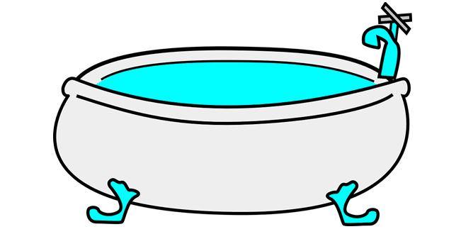 Piada do Dia: O Teste da Banheira