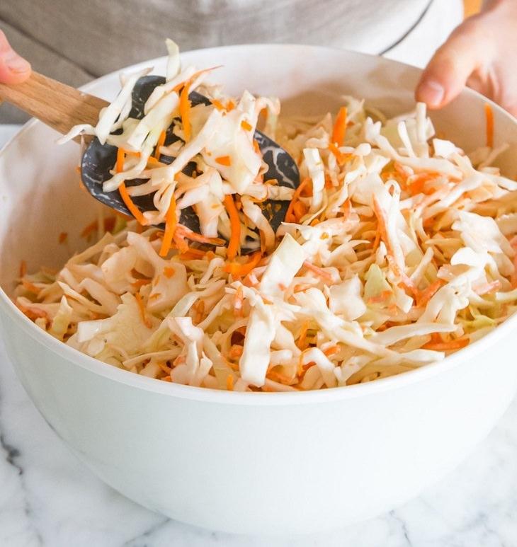 receita de coleslaw