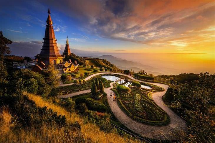Turismo na Tailândia: 12 lugares incríveis