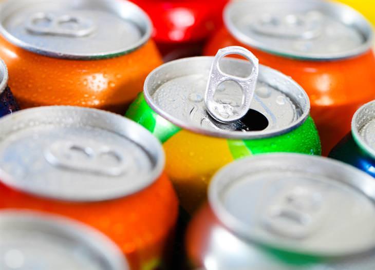 Bebidas Gaseificadas E Os Riscos À Sua Saúde