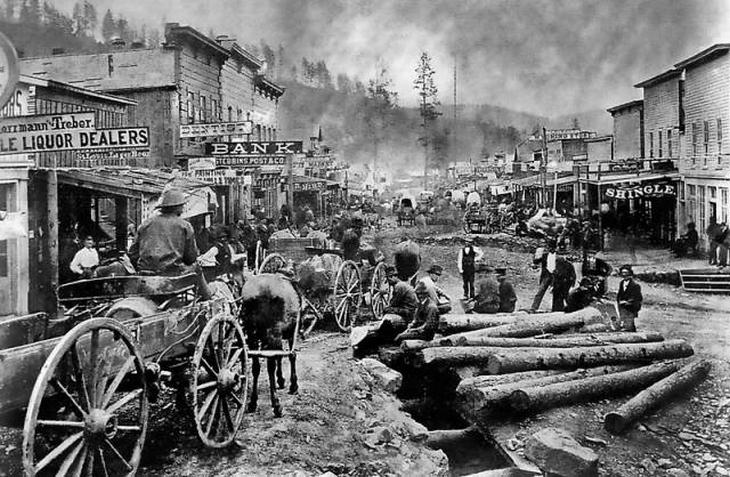 18 fotos em preto e branco para levá-lo de volta a Eras Bygone