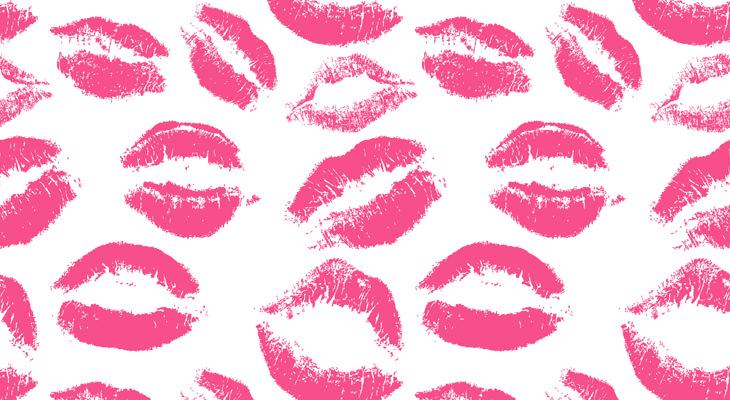 Divertido: Meninas e o seu amor por batom