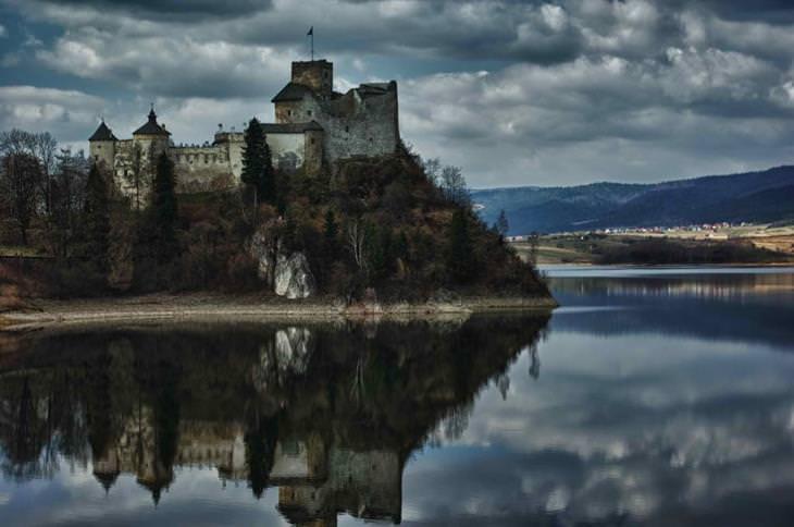 os 10 maiores castelos medievais da polônia