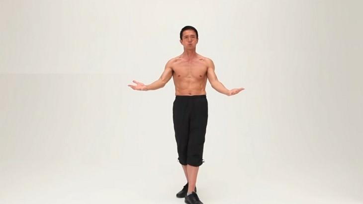 técnica de respiração japonesa para perder peso
