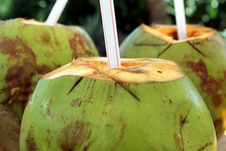 8 Benefícios para a saúde de beber água de coco