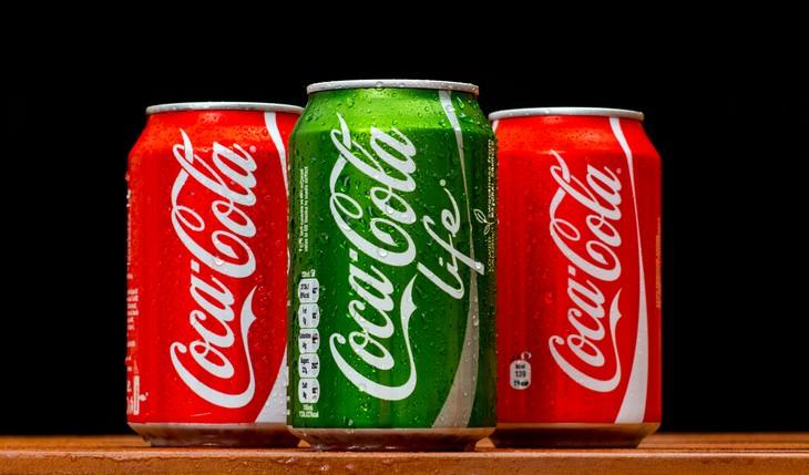 os perigos da coca-life de stevia coca-cola life