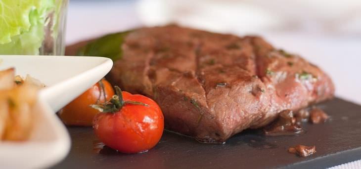 carne bem passada faz mal à saúde