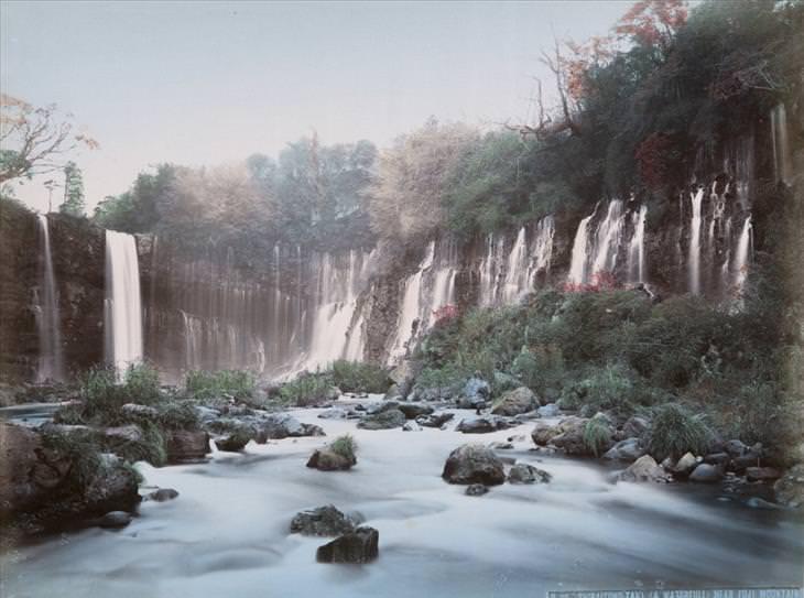 Imagens deslumbrantes que mostram a era  Meiji no Japão