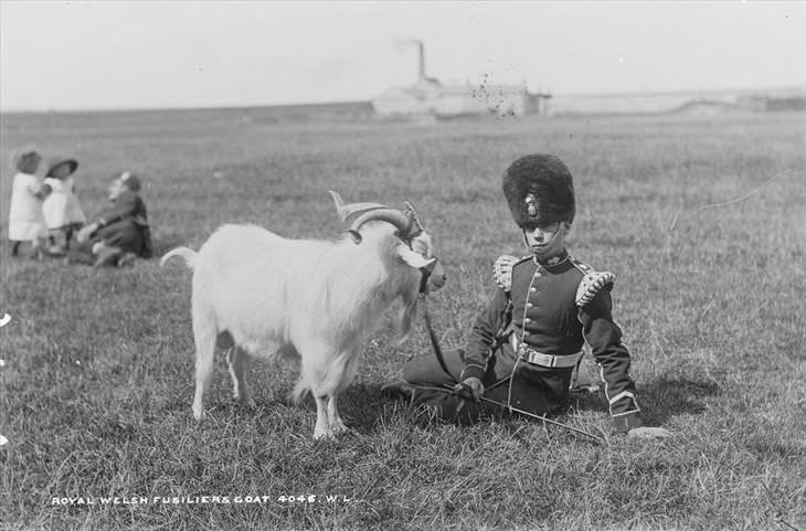 Estas fotografias antigas mostram mudanças importantes na Irlanda