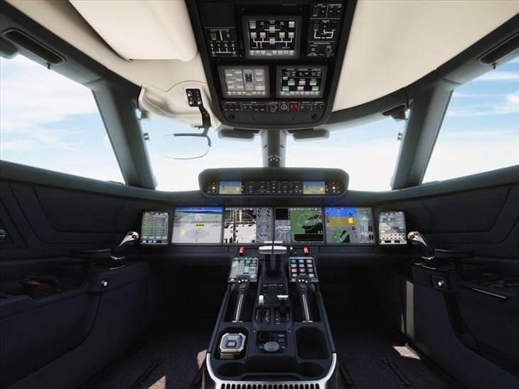 Apresentando o G500: um jato particular muito especial