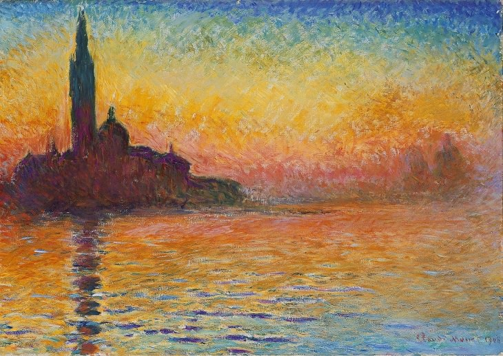 as 10 obras mais importantes de Monet no impressionismo tudoporemail