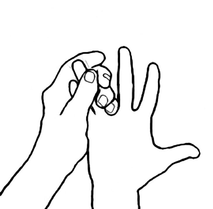 use o jin shin jyutsu para se acalmar e curar